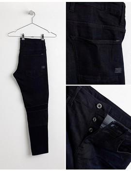 G Star Motac Sec 3d Slim Jeans Dk Aged by G Star