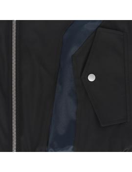 Bomber Jacket Black / Blue by The N:Ght Novel