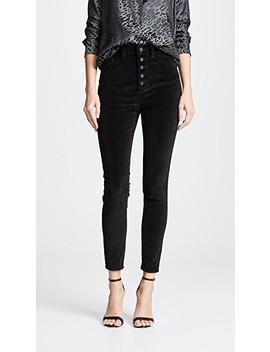Chrissy Velvet Ultra High Rise Jeans by Dl1961