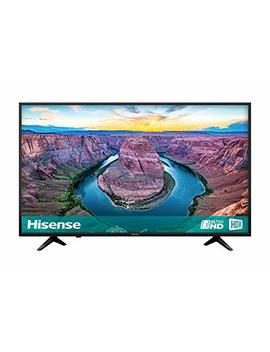 Hisense   H43 Ae6100 Uk   Smart Tv With Freeview Play   43 Inch 4 K Ultra Hd Hdr   Black (2018 Model) by Hisense