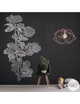 Chalkboard Removable Wallpaper/ Blackboard Self Adhesive Wallpaper/ Chalkboard Wall Decal by Etsy