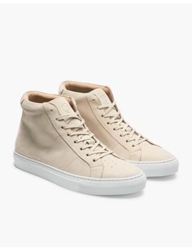 Greats® Royale Nubuck High Top Sneakers by Madewell