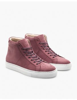Greats® Royale Leather High Top Sneakers by Madewell