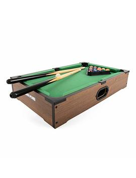 Power Play Table Top Pool Game, 20 Inch by Power Play