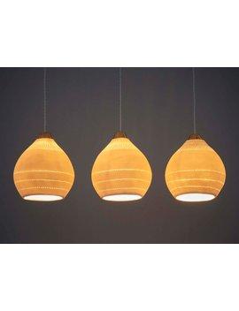 Modern Pendant Lighting.  Dining Room Lights. Modern Lamps. Lamp Shades. Island Lights. by Etsy