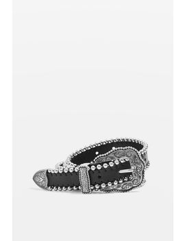 Dixieland Western Belt by Topshop