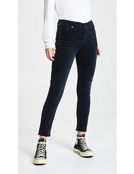 Velvet Rocket Crop High Rise Skinny Jeans by Citizens Of Humanity