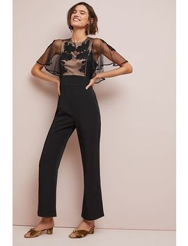 Delmara Lace Jumpsuit by Harlyn