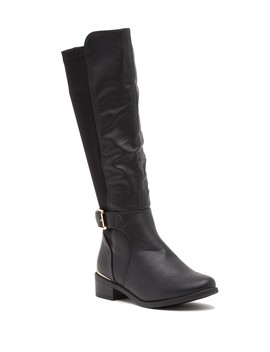 Sperry Stretch Shaft Tall Boot by Top Moda