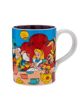 Alice In Wonderland Mad Tea Party Mug by Disney