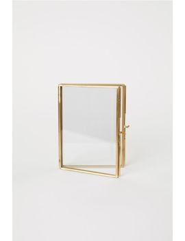 Marco De Metal Plegable by H&M