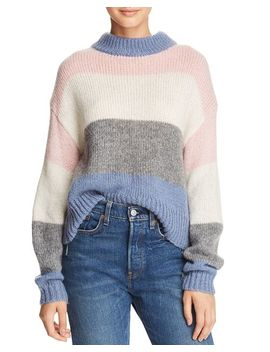 Kendall Color Block Sweater by Rebecca Minkoff