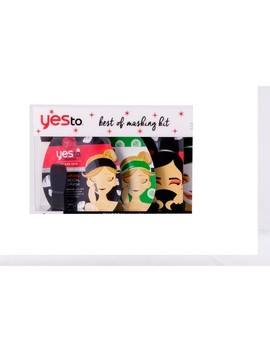 Yes To Best Of Masking Skincare Kit   5ct by Yes To