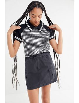 Uo Cargo Ripstop Mini Skirt by Urban Outfitters