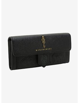 Loungefly Harry Potter Morsmordre Wallet   Box Lunch Exclusive by Box Lunch