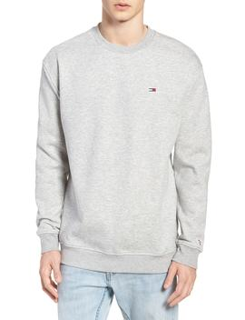 Tommy Classics Crewneck Sweatshirt by Tommy Jeans