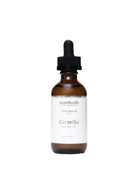 Scentuals Natural Camellia Beauty Oil by Well