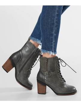 Kylie Heeled Boot by Vintage 93