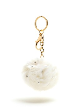 Pom Pom Pearl Key Charm by Windsor