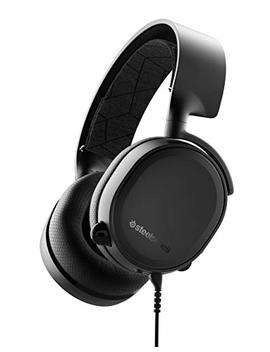 Steel Series Arctis 3 (2019 Edition) All Platform Gaming Headset For Pc, Play Station 4, Xbox One, Nintendo Switch, Vr, Android, And I Os   Black by Steel Series
