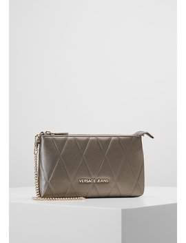 Quilted Clutch   Clutch by Versace Jeans