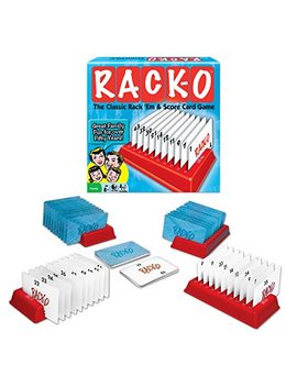 Winning Moves Rack O, Retro Package Card Game by Winning Moves Games