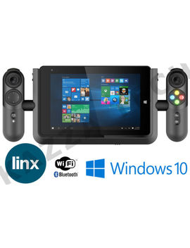 "Linx Vision 8 Gaming Tablet Pc & Xbox Controller Dock 32 Gb 8"" Hd Windows 10 (C) by Linx"