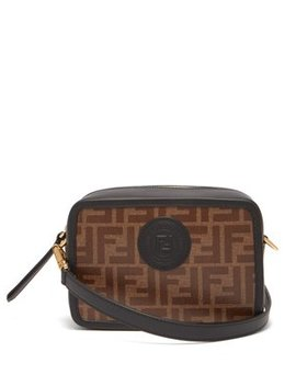Camera Mini Leather Cross Body Bag by Fendi