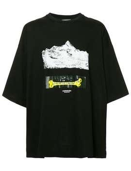 Everest T Shirt by Yoshiokubo