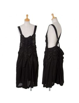 Tricot Comme Des Garcons See Through Gather Dress Size M(K 65113) by Ebay Seller