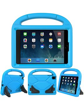 Ledniceker Kids Case For I Pad Mini 1 2 3 4 5   Light Weight Shock Proof Handle Friendly Convertible Stand Kids Case For I Pad Mini, Mini 5, Mini 4,I Pad Mini 3rd Generation, Mini 2 Tablet   Blue by Ledniceker