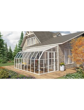 Palram Rion 8ft. X 16ft. Sun Room by Palram