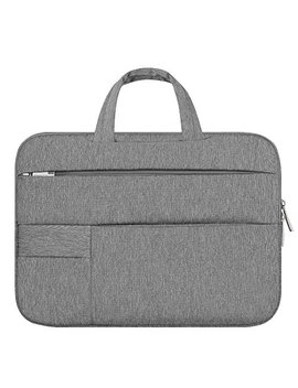 Shopizone® Laptop Bags Sleeve Notebook Case For Mac Book 13 Inch Soft Cover   Grey by Shopizone