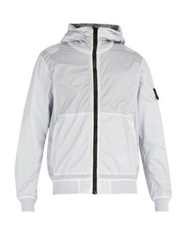 Technical Nylon Jacket by Stone Island