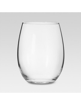 12pc Stemless Wine Glasses 17 Fl Oz   Threshold™ by Shop Collections