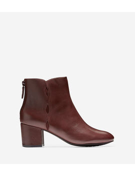 Indra Grand Bootie (55mm) by Cole Haan