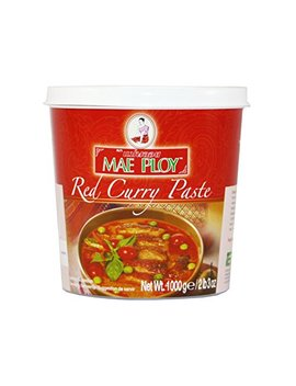 Mae Ploy Red Curry Paste, Large, 2 Lb 3 Ounce by Mae Ploy