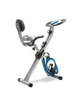 Xterra Fitness Fb350 Folding Exercise Bike, Silver by Xterra Fitness