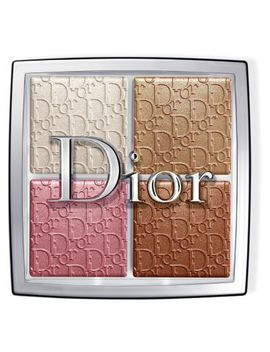 Dior Backstage Glow Face Palette Pure Shimmer, Blendable Highlight & Blush by Dior