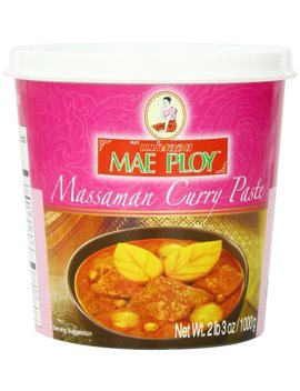 Mae Ploy Masman Curry Paste, Large, 35 Ounce by Mae Ploy
