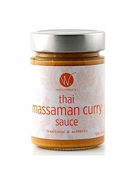Watcharee's Thai Massaman Curry Sauce, 11.5 Oz Jar by Watcharee's