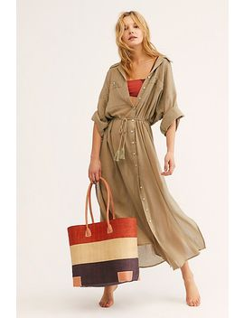 Linda Shirt Dress by Free People