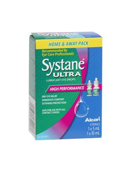 Systane Ultra Lubricant Eye Drops   High Performance   5ml/10ml by Alcon