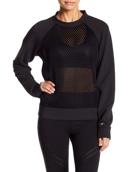 Elemental Mesh Pullover by Alo