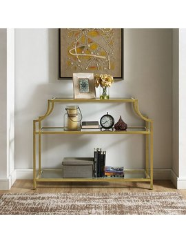 Birch Lane™ Heritage Nadia Console Table & Reviews by Birch Lane™ Heritage