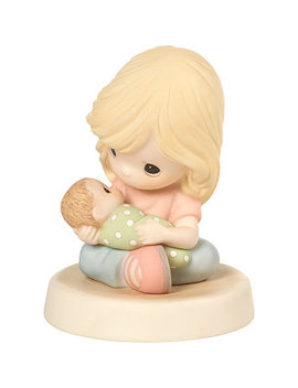 You Are God's Greatest Gift Mother With Baby Figurine by Precious Moments