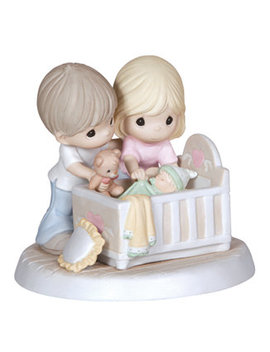 We're Glad You Came Into Our Lives Figurine Family by Precious Moments