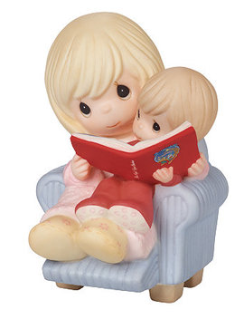 I Cherish Our Christmas Together Figurine by Precious Moments
