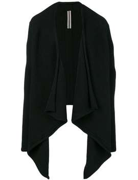 Cape Sweater by Rick Owens