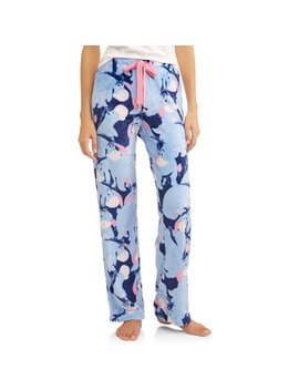 Women's And Women's Plus Superminky Fleece Pajama Pant by Eeyore